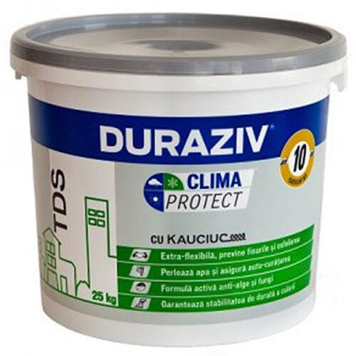 tencuiala decorativa structurata DURAZIV Clima Protect