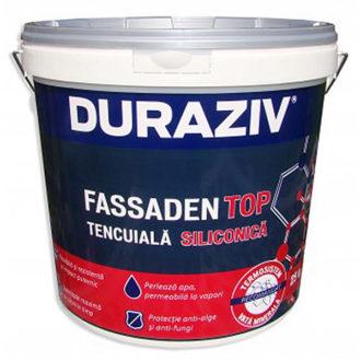tencuiala siliconica DURAZIV FASSADEN TOP