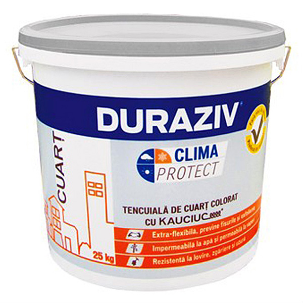 tencuiala de soclu DURAZIV Clima Protect