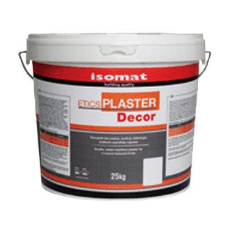 Tencuiala acrilica Isomat Etics Plaster Decor