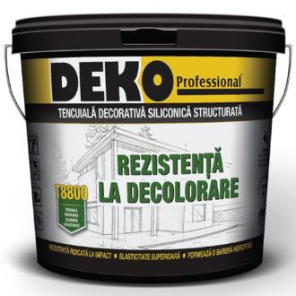 Tencuiala decorativa siliconica DEKO T8800