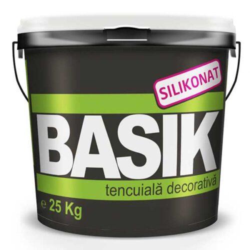 Tencuiala decorativa Kraft BASIK Silikonat este o tencuiala decorativa siliconata, structurata, ce se utilizeaza pentru finisaje interioare si exterioare.